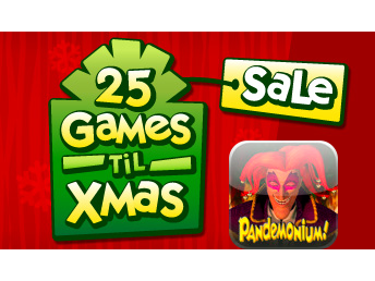 Today's EA 25 Games 'Til Xmas Sale Deal: Pandemonium