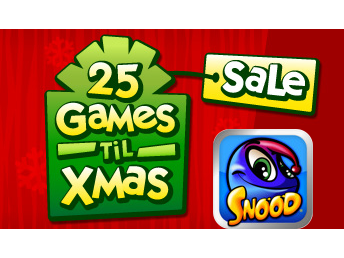 Today's EA 25 Games 'Til Xmas Sale Deal: Snood