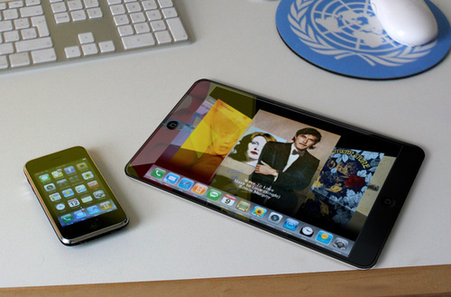 Apple Asking Developers To Prep For The iTablet