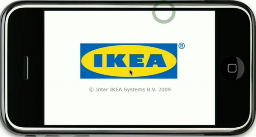 IKEA UK To Distribute Its Catalogue On the iPhone