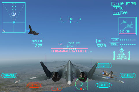 Review: Ace Combat Xi Skies of Incursion