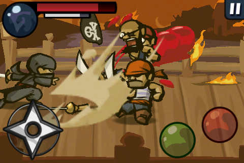 AppTalk: Interview with Noah Bordner Developer of OMG Pirates! and Zombieville USA