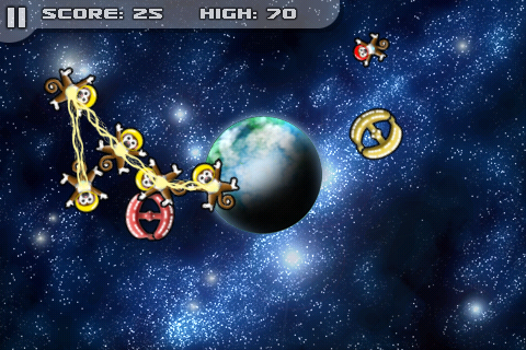 Review: Monkeys in Space: Escape to Banana Base Alpha