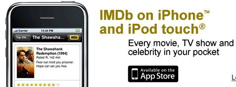 IMDB Releases Its Own Free App