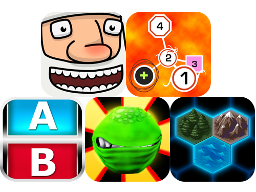 Appvent Calendar '09 Day 18 Features Five Free Games