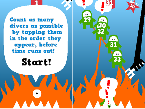 Appvent Calendar '09 Free Game #8: Ickle Count