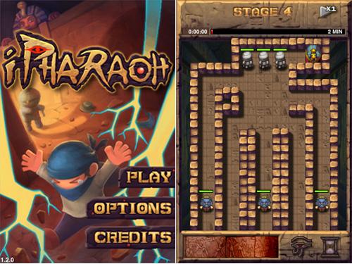 Appvent Calendar '09 Free Game #12: iPharaoh