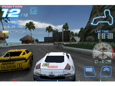 Ridge Racer Accelerated Drifts Into The App Store