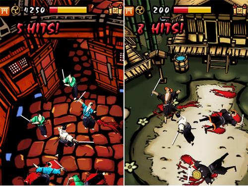Appvent Calendar '09 Free Game #5: Samurai: Way Of The Warrior