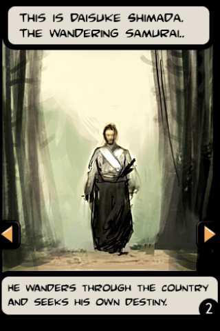 Appvent Calendar '09 Free Game #5: Samurai: Way Of The Warrior