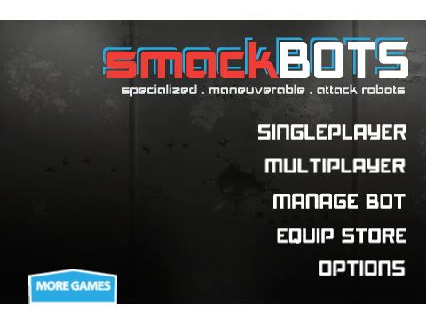 Appvent Calendar '09 Free Game #6: smackBOTS