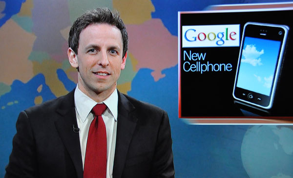SNL Laughs At The iPhone's Network Issues
