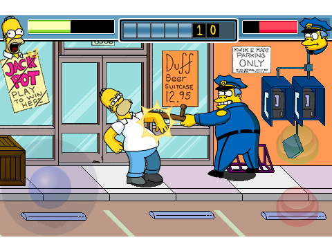 D'Oh! The Simpsons Arcade Hits The App Store