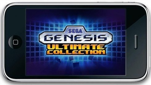 An Official Sega Emulator To Hit The App Store Today