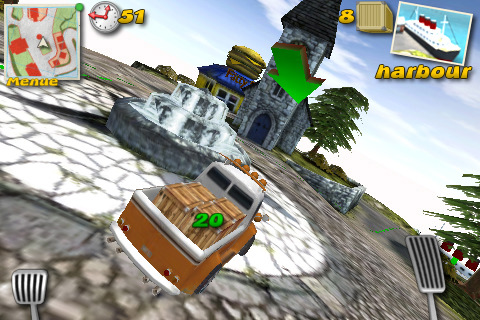 Review: Parcel Panic - Post Car Racer 3D