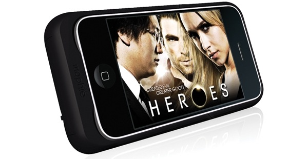 Mobile TV Is Coming To Your iPhone Thanks To Flo TV & Mophie