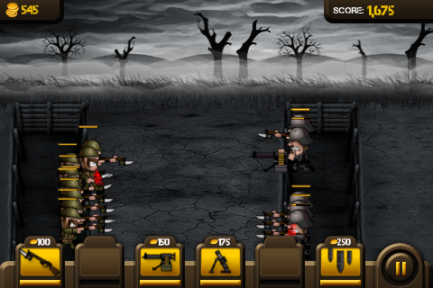 Review: Trenches - Best Selling Games of 2010