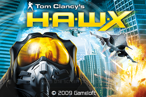 Review: Tom Clancy's H.A.W.X.