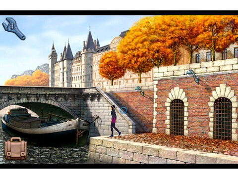 Another Point And Click Adventure Game Hits The App Store: Broken Sword: Director's Cut