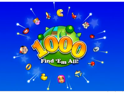 Glu Mobile Releases A Teaser Trailer For Their Upcoming GPS-Based iPhone Game 1000: Find 'Em All