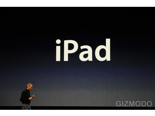 Future iPads: You Want A Camera With That?
