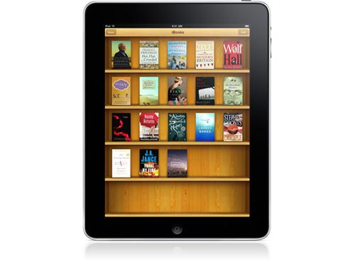 Apple Takes On Amazon With iBooks, iPad's New eBook App
