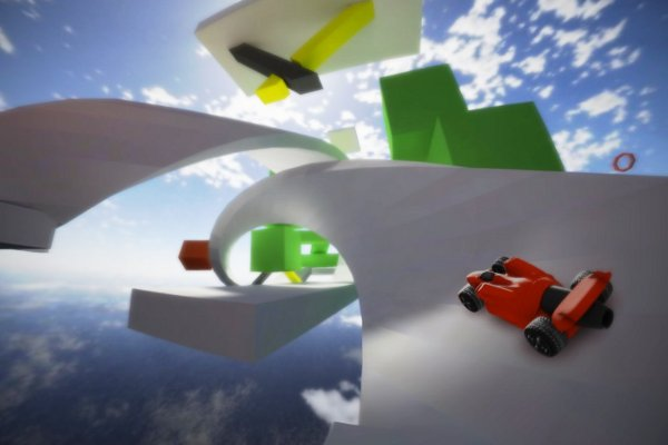 AppTalk: Interview with Luke Ryan & Andy Coates, the developers of Jet Car Stunts