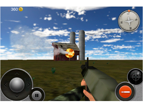 iShoot Developer Releases Another Shooting Game: Kim Rhode's Outdoor Shooting