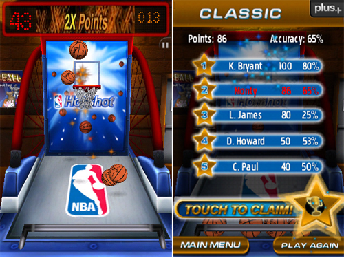 Freeverse Brings You Back Into The Arcade With NBA Hotshot