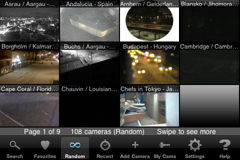 Review: Live Cams