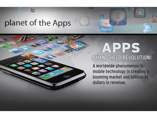 Missed CNBC's 'Planet Of The Apps'? Here It Is