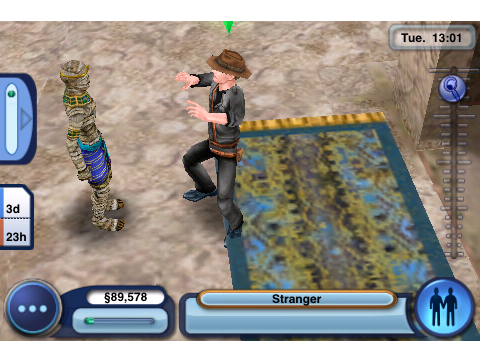 EA Reveals The Sims 3 World Adventures Details And Screenshots