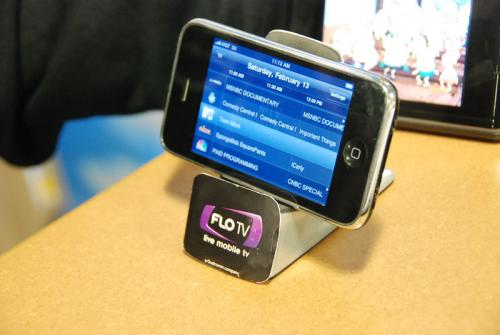 Macworld 2010: More Details Emerge About FloTV