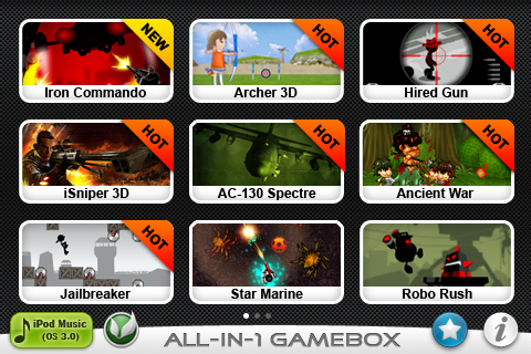Review: ALL-IN-1 GAMEBOX