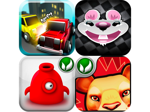 Games To Download For Free Today: Lion Pride, Mouse About, Car Mania, And Jelly Invaders