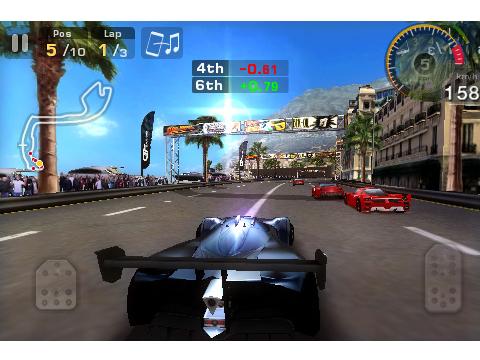 GT Racing: Motor Academy Speeds Into The App Store