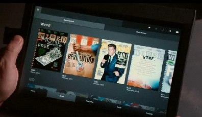 Wired Demos Its iPad App, It Rocks