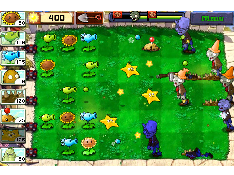 PopCap's Plants Vs. Zombies Is Now Available In The App Store