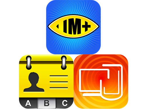 Download SHAPE Services' IM+, Business Card Reader, And RDM+ For Only $1.99 Each