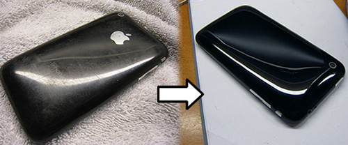 DIY: Restore An Abused iPhone To Its Original Look