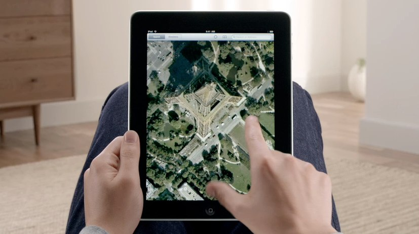 Apple Airs Its First iPad Commercial During The Oscars (Update: Now With Video)