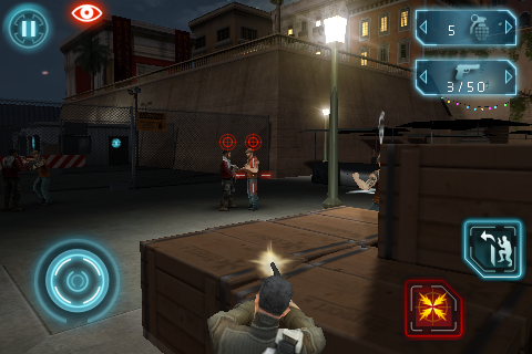 From GDC: Hands On Preview Of Gameloft's Tom Clancy's Splinter Cell: Conviction