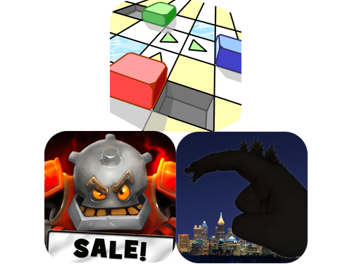 Games To Download For Free Today: Robocalypse, Puzzle Devil Touch!, And Fingerzilla