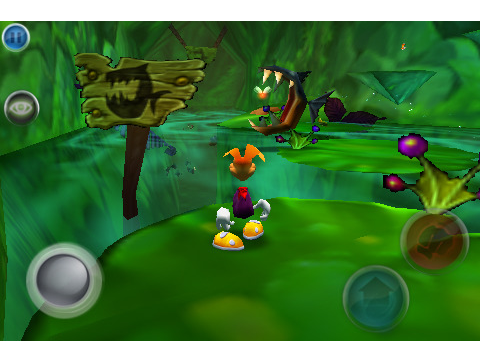 Help Rayman Make His Great Escape Today