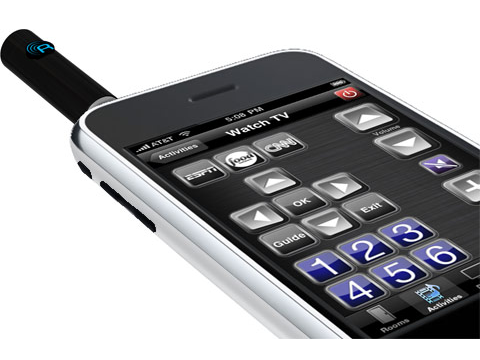 RedEye Mini Headphone Jack Dongle Turns Any iPhone, iPod Touch, Or iPad Into A Universal Remote