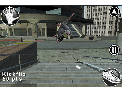 EA Reveals Skate It Details And Screenshots