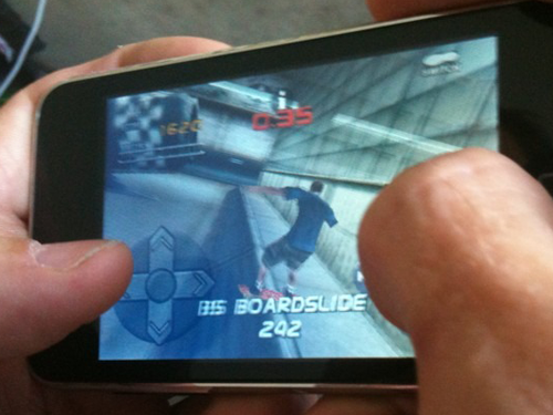 "Tony Hawk's Pro Skater For iPhone, It's ""Real & Dropping Soon"""