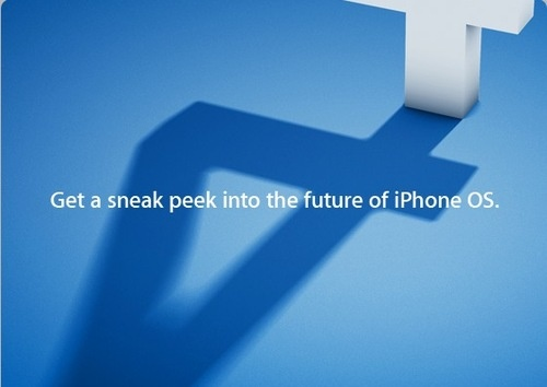 Apple To Unveil iPhone OS 4 This Thursday