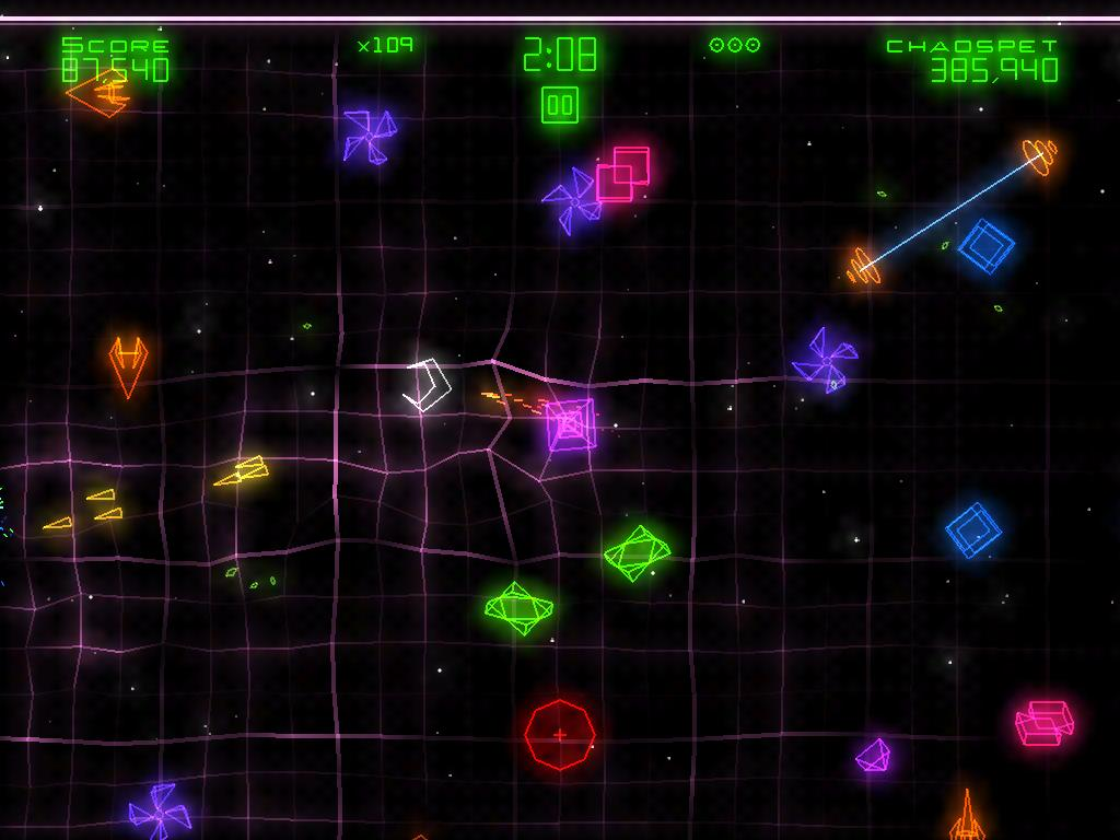 Review: Geometry Wars™: Touch for iPad