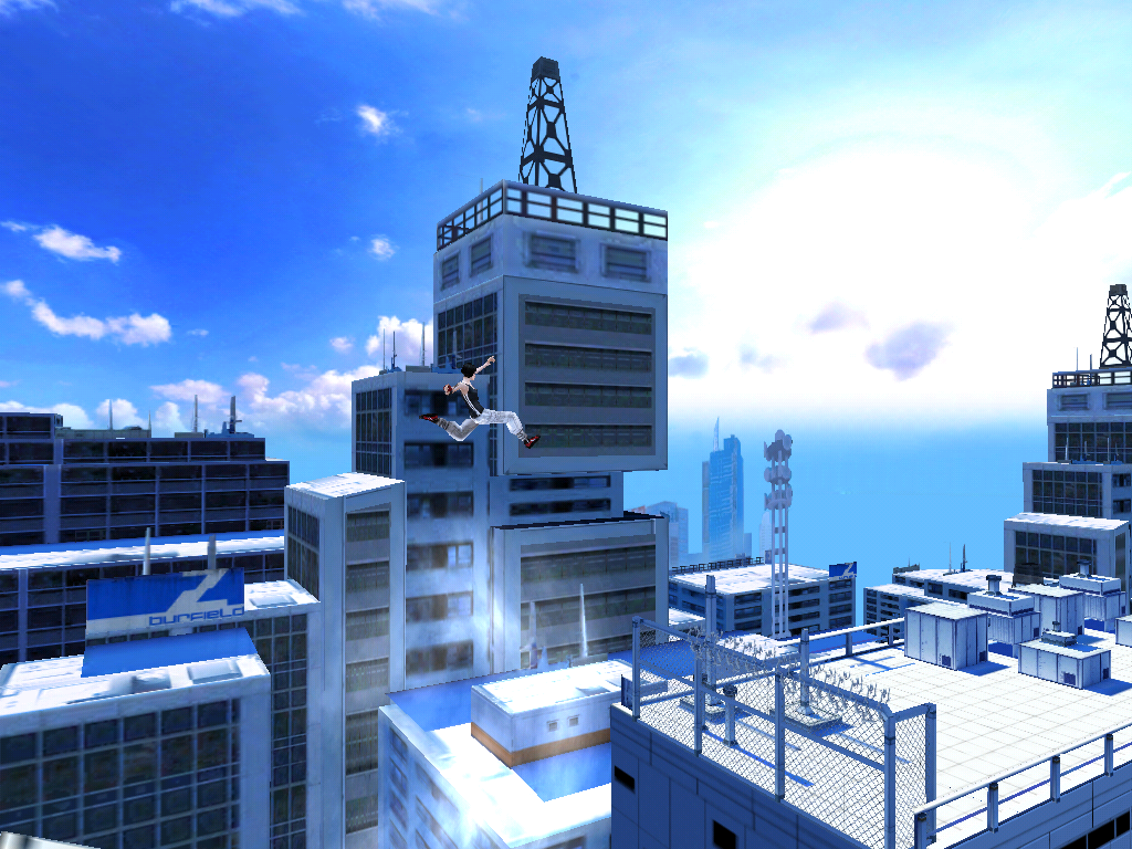 Review: Mirror's Edge